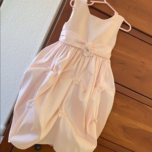 Light pink Girls dress